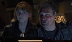 Stargate Atlantis S5 E1 mp4