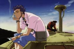 OZC Cowboy Bebop Remastered E24 Hard Luck Woman mkv