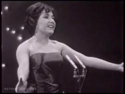 Eurovision Song Contest 1960 full contest YouTube flv