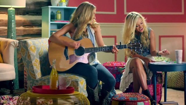 Promo Maddie Tae Girl In A Country Song op b mp4