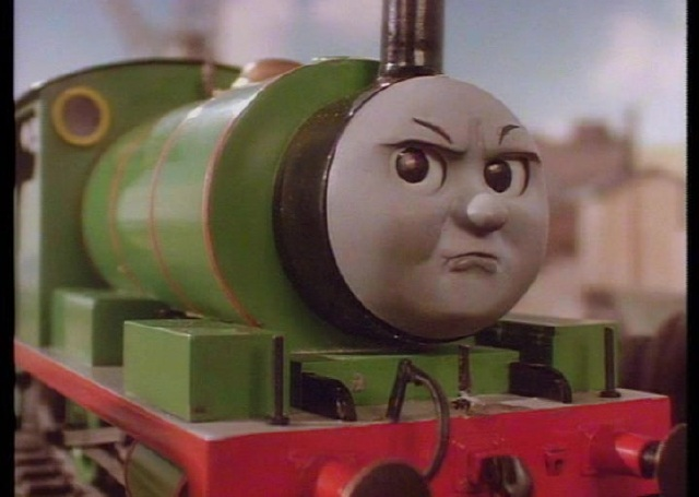 Thomas The Tank Engine and Friends S02E09 035 Percy and Harold avi