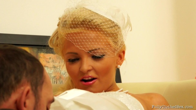 brides fuck stripper