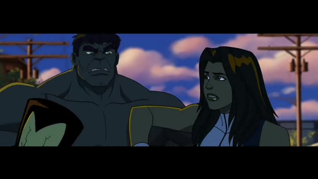 Hulk and the Agents of A S H S02E08 Homecoming WEB DL XviD MP3 avi