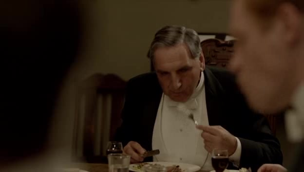 Downton Abbey S03E09 Un Chateau En Ecosse FR DVDRip BaLLanTeAm avi