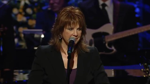 Vince Gill and Patty Loveless Perform Rest High That Mountain at George Jones Funeral mpg