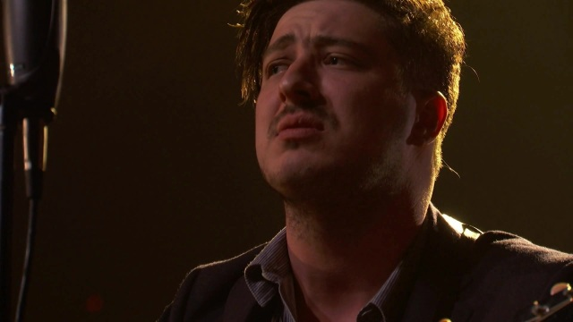 Late shows live Mumford and Sons I m on Fire musicares 2013 op b mp4