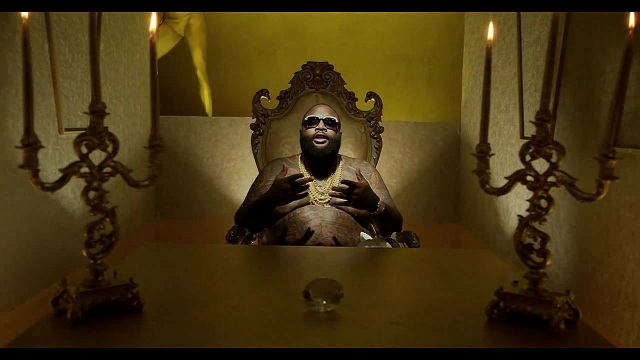 02 Nicki Minaj feat Rick Ross Cam ron I Am Your Leader HD 2012 avi
