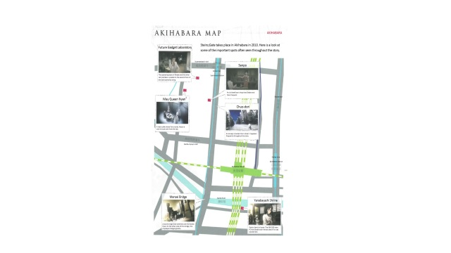 Steins Gate 2011 AKIHABANA MAP BluRay 1920x1080p 23 976fps x264 Hi10P FLAC fch1993 mkv