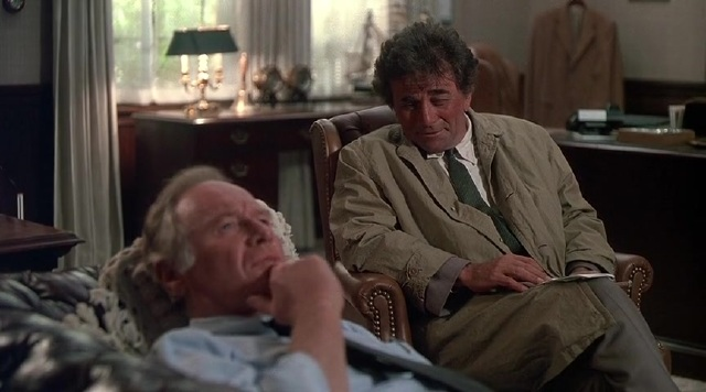 Columbo S09E01 Murder a Self Portrait 720p Bluray DD2 0 x264 RZF mp4