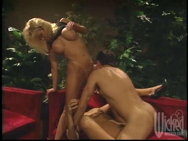 Jenna jameson and asia carerra threesome