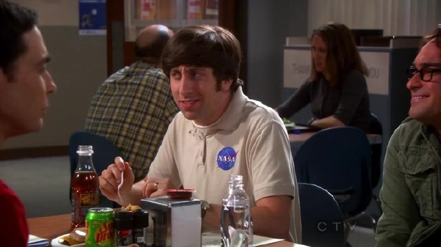 The Big Bang Theory 6x05 The Holographic Excitation mp4