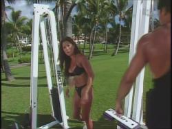 Kiana Tom Flex Appeal Workin Hot Black Bikini 720p 20140918030840 0 JPG