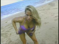 Kiana Tom Monica Brant Inflate Work Tight Lavender Bikinis 720p 20140729103202 1 JPG