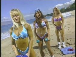 Kiana Tom Monica Brant Inflate Work Tight Lavender Bikinis 720p 20140729103116 0 JPG