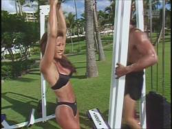 Kiana Tom Flex Appeal Workin Hot Black Bikini 720p 20140918031038 0 JPG