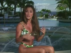 Kiana Tom Works Tight Green String Bikini With Friends 720p 20140919103539 0 JPG