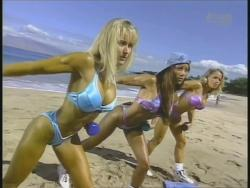 Kiana Tom Monica Brant Inflate Work Tight Lavender Bikinis 720p 20140729103148 0 JPG