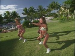 Kiana Tom Works Tight Green String Bikini With Friends 720p 20140919103706 0 JPG