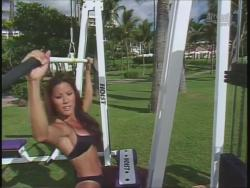 Kiana Tom Flex Appeal Workin Hot Black Bikini 720p 20140918030756 0 JPG