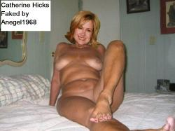 Catherine hicks xxx