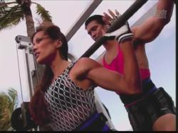 Kiana Tom Flex Appeal Mesh Over Black Bikini Workout 720p 20150326141413 0 JPG