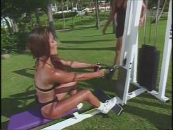 Kiana Tom Flex Appeal Workin Hot Black Bikini 720p 20140918030857 0 JPG