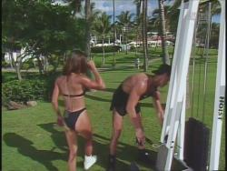 Kiana Tom Flex Appeal Workin Hot Black Bikini 720p 20140918030955 0 JPG
