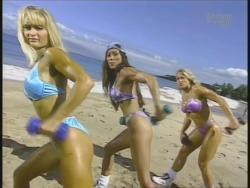 Kiana Tom Monica Brant Inflate Work Tight Lavender Bikinis 720p 20140729103210 0 JPG