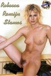 Think, photos of rebecca romijn stamos nude there something?
