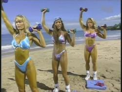 Kiana Tom Monica Brant Inflate Work Tight Lavender Bikinis 720p 20140729103011 0 JPG