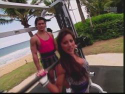 Kiana Tom Flex Appeal Mesh Over Black Bikini Workout 720p 20150326141557 0 JPG