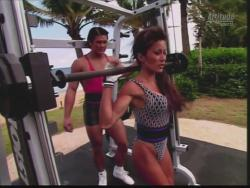Kiana Tom Flex Appeal Mesh Over Black Bikini Workout 720p 20150326141346 0 JPG