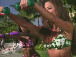 Kiana Tom Works Tight Green String Bikini With Friends 720p 20140919103623 0 JPG