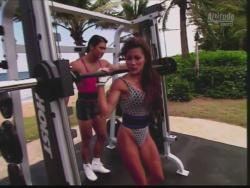 Kiana Tom Flex Appeal Mesh Over Black Bikini Workout 720p 20150326141345 0 JPG