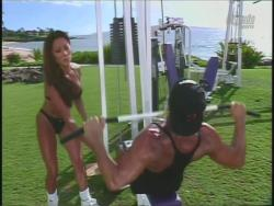 Kiana Tom Flex Appeal Workin Hot Black Bikini 720p 20140918030724 0 JPG