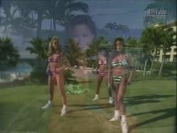 Kiana Tom Works Tight Green String Bikini With Friends 720p 20140919103550 0 JPG