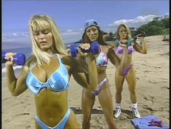 Kiana Tom Monica Brant Inflate Work Tight Lavender Bikinis 720p 20140729103243 1 JPG