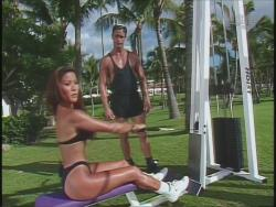 Kiana Tom Flex Appeal Workin Hot Black Bikini 720p 20140918030910 0 JPG