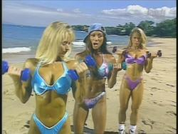 Kiana Tom Monica Brant Inflate Work Tight Lavender Bikinis 720p 20140729103040 0 JPG