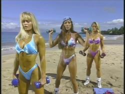 Kiana Tom Monica Brant Inflate Work Tight Lavender Bikinis 720p 20140729103236 0 JPG