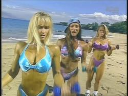 Kiana Tom Monica Brant Inflate Work Tight Lavender Bikinis 720p 20140729103044 0 JPG