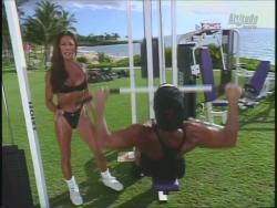 Kiana Tom Flex Appeal Workin Hot Black Bikini 720p 20140918030721 0 JPG