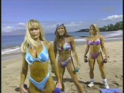 Kiana Tom Monica Brant Inflate Work Tight Lavender Bikinis 720p 20140729103232 0 JPG