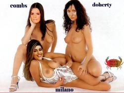 Thanks for Charmed girls names nude that
