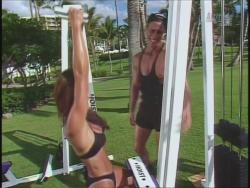 Kiana Tom Flex Appeal Workin Hot Black Bikini 720p 20140918031038 2 JPG