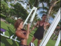 Kiana Tom Flex Appeal Workin Hot Black Bikini 720p 20140918031043 1 JPG