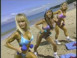 Kiana Tom Monica Brant Inflate Work Tight Lavender Bikinis 720p 20140729103141 0 JPG