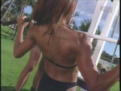 Kiana Tom Flex Appeal Workin Hot Black Bikini 720p 20140918030802 0 JPG