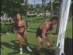 Kiana Tom Flex Appeal Workin Hot Black Bikini 720p 20140918030957 1 JPG