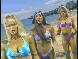 Kiana Tom Monica Brant Inflate Work Tight Lavender Bikinis 720p 20140729103037 0 JPG